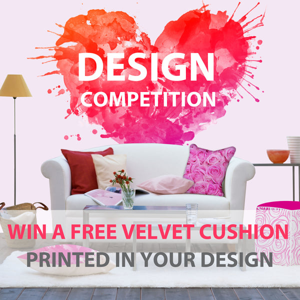Valentines Cushion Competition - Win FREE Cushion [Enter by 5th Feb]