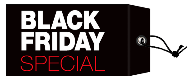 BLACK FRIDAY Special Offer *FREE DELIVERY