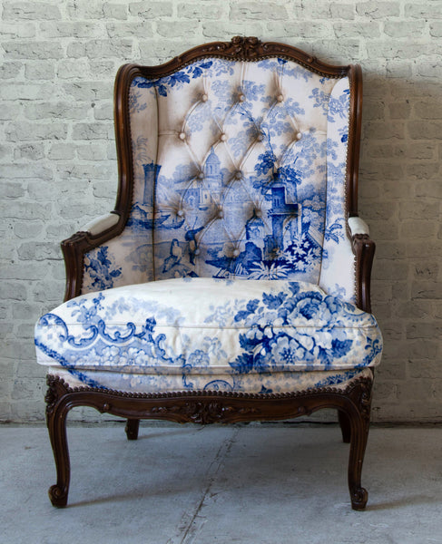 Wow!! Upcycle furniture with just a few metres of Fabric!!