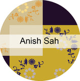 Anish Sah textile designs now available on surface pattern print