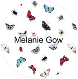 Melanie Gow surface pattern designs for Surface Pattern Print
