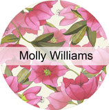 Molly Williams Textile designs now available on surface pattern print