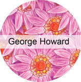 Choose a pattern from George Howard now on Surface Pattern Print