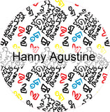 Choose a pattern from Hanny Agustine now available on surface pattern Print