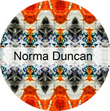Choose a pattern from Norma Duncan now available on Surface Pattern Print