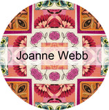 Buy Joanne Webb online at surface pattern print printed fabrics and wallpapers