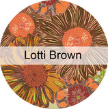 Lotti Brown designs fashion fabrics furnishing fabrics upholstery