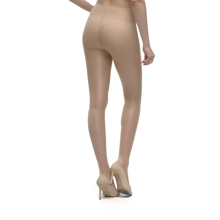 Crystal Shine Reflection Pantyhose