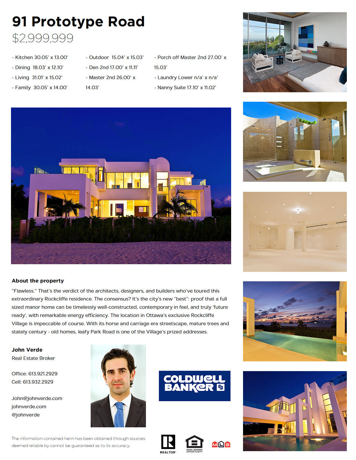 Real Estate Flyers - Prototype | Snap Flyers