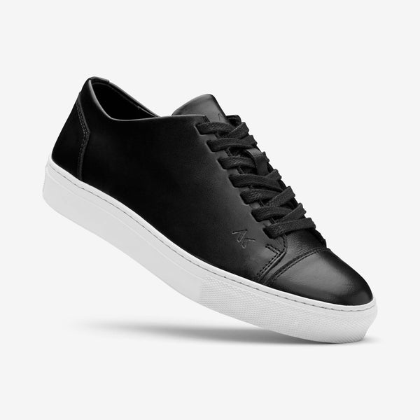 Fresh - Women's Sneaker Black Leather