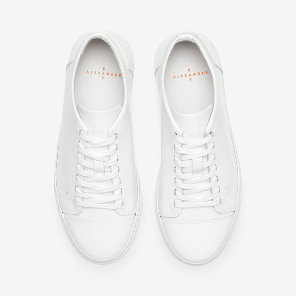 Fresh - Women's Sneaker White Leather