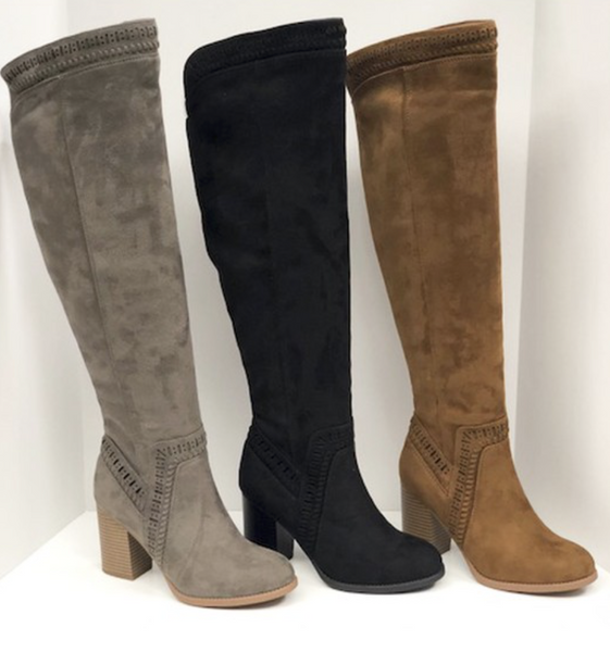 DAY BY DAY TALL BOOT - Final Sale