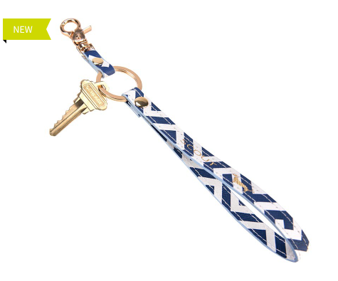Scout Key Chain Big Day Blue