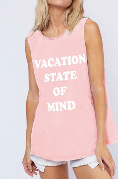 Vacation State of Mind Tee