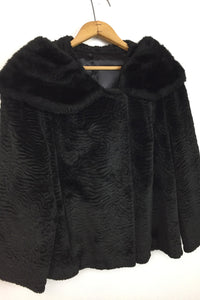 The Gloria Faux Fur - M