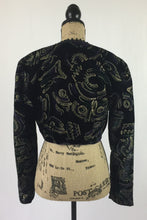 Load image into Gallery viewer, The Essay Bolero Jacket - S