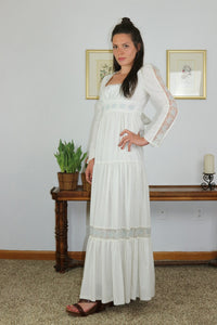 The Gunne Sax Olivia Dress - XS