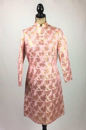 The Far Brocade Dress - L
