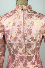 Load image into Gallery viewer, The Far Brocade Dress - L
