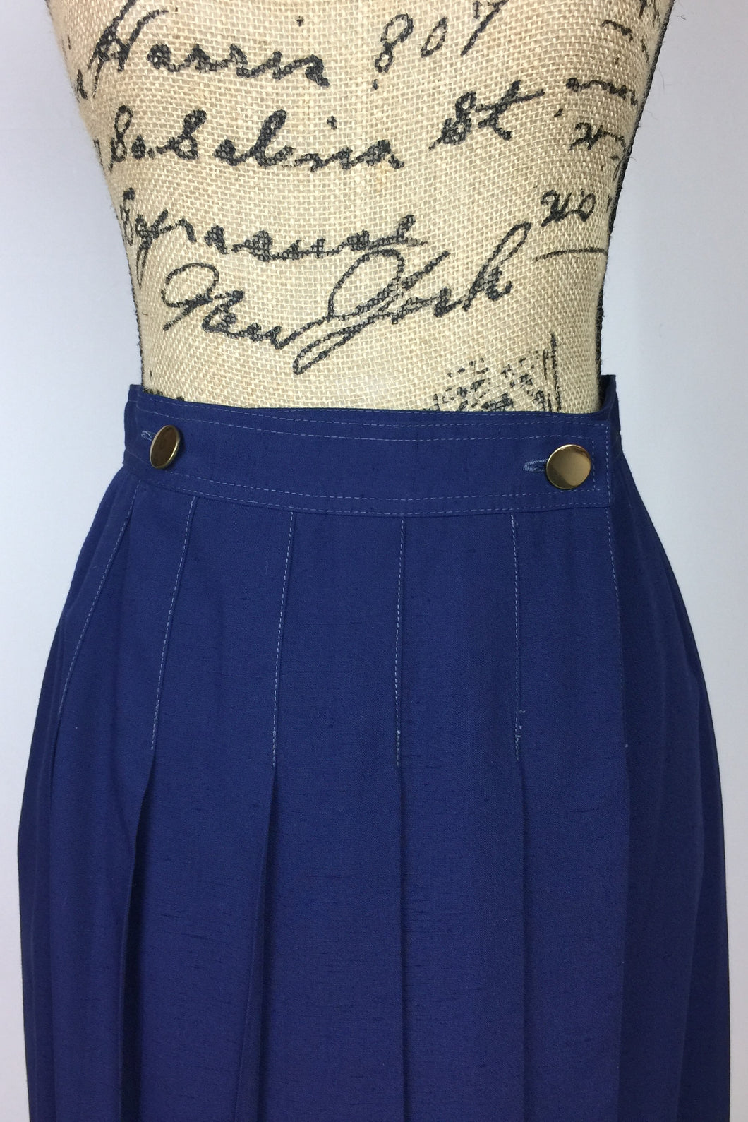 The Chaus Sailor Skirt - M