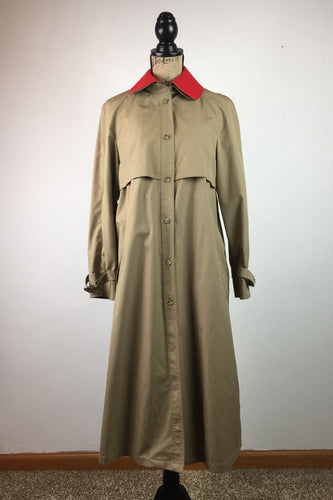 The Connie Rain Coat -S/M
