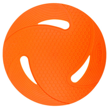 flyer orange disc toy