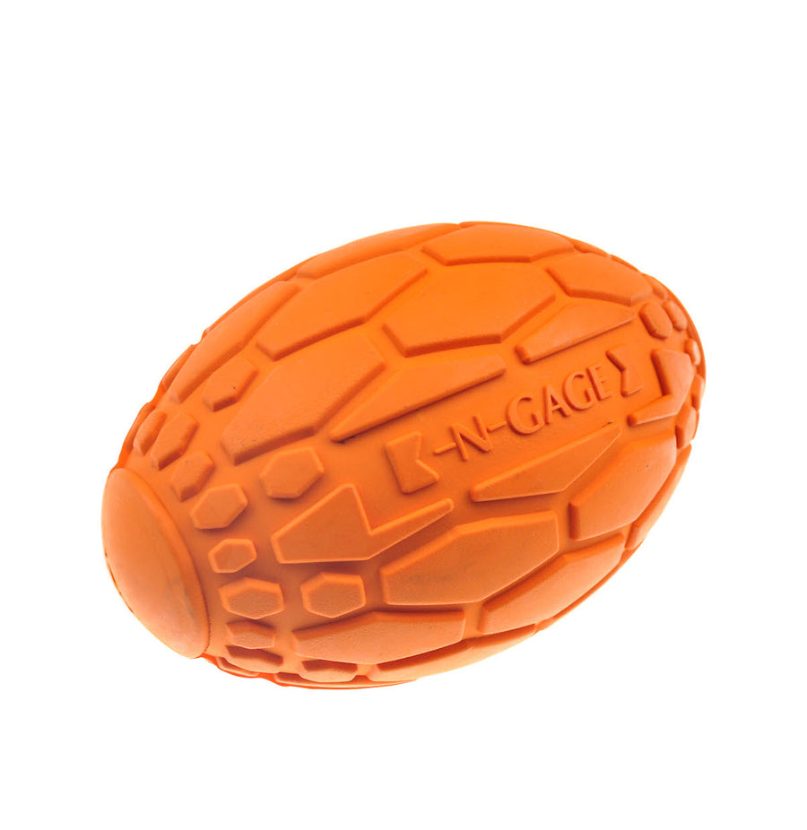 N-Gage Squeaker Football Junior Orange