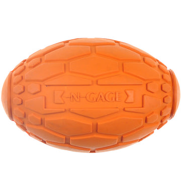 N-Gage Squeaker Football Regular Orange