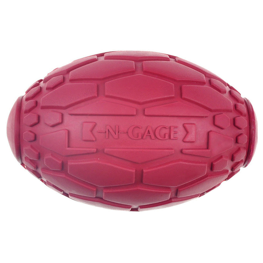 N-Gage Squeaker Football Regular Red