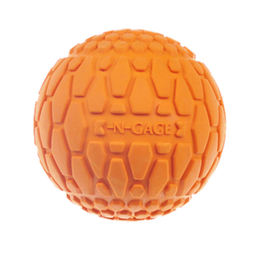 N-Gage Squeaker Ball Orange