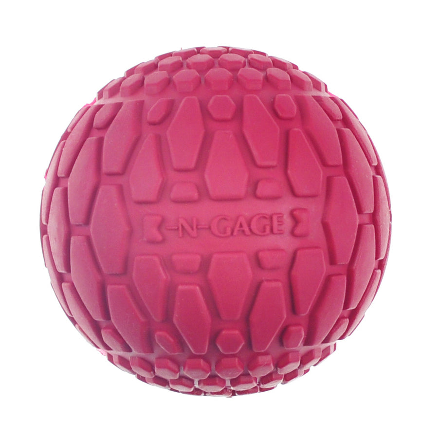 N-Gage Squeaker Ball Red