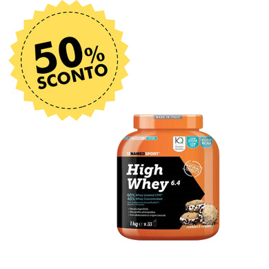 HIGH WHEY COOKIES & CREAM - NATURLIFE