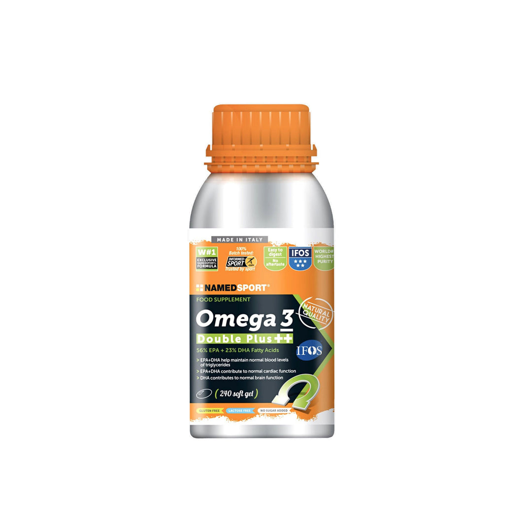 OMEGA 3 DOUBLE PLUS - 240 SOFT GEL