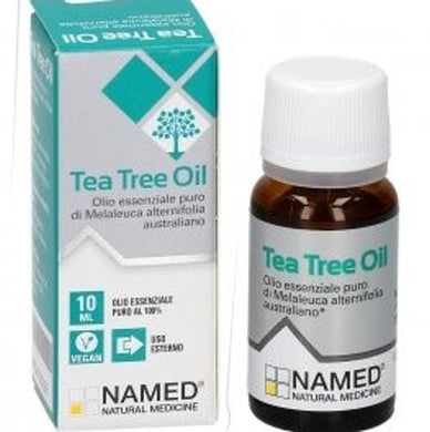 TEA TREE OIL NAMED - NATURLIFE