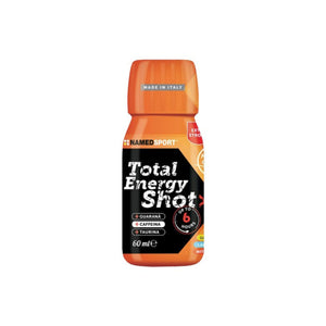 TOTAL ENERGY SHOT - ORANGE - 60 ml.