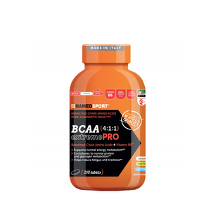 BCAA  4:1:1 EXTREM PRO - 210 cps - Integratore alimentare