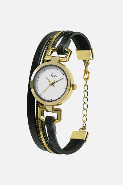 Forever Luce - Gold/Black Watch