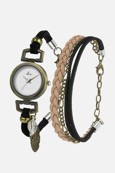 Willow Watch and Bracelet Set