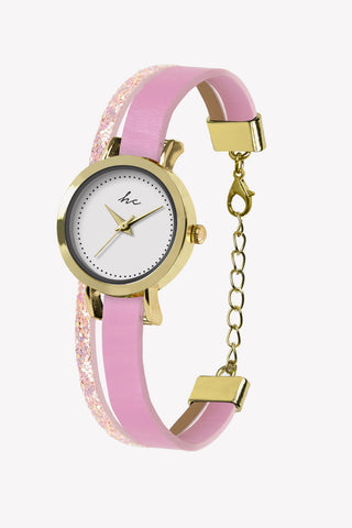 Cherish - Gold/Pink Watch