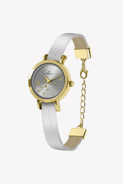 Celeste Constellation Sunray Watch - Silver/Gold