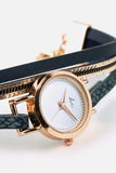 Forever - Rose Gold/Navy Watch