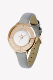 Sparkle Rose Gold Grey Watch