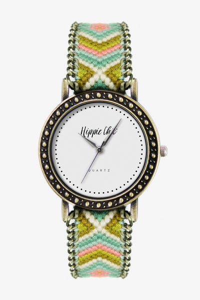 Hippie Chic Emerie watch front view image