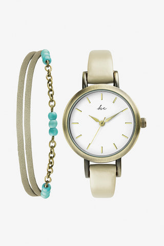 Florence Watch and Bracelet Set