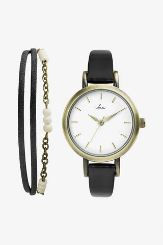 Grace Watch and Bracelet Set