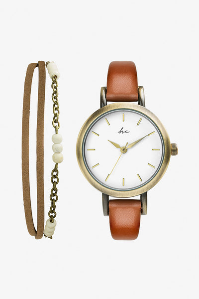 Melody Watch and Bracelet Set