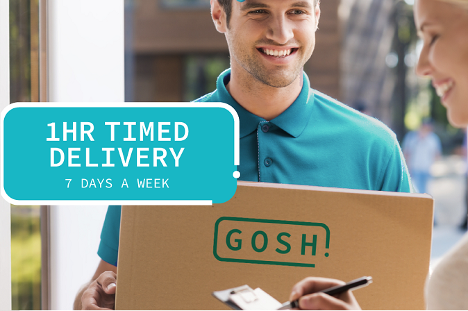 Go Fresh Delivery