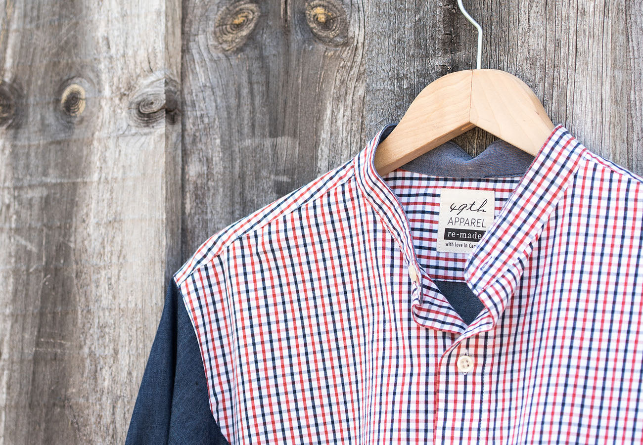 Men's Re-Made Nightshirts