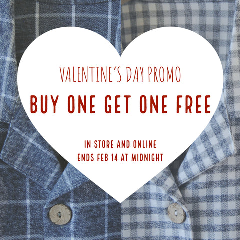 34a1a49c218ed Valentine's Day Promo. Buy One Get One Free! – 49th Apparel