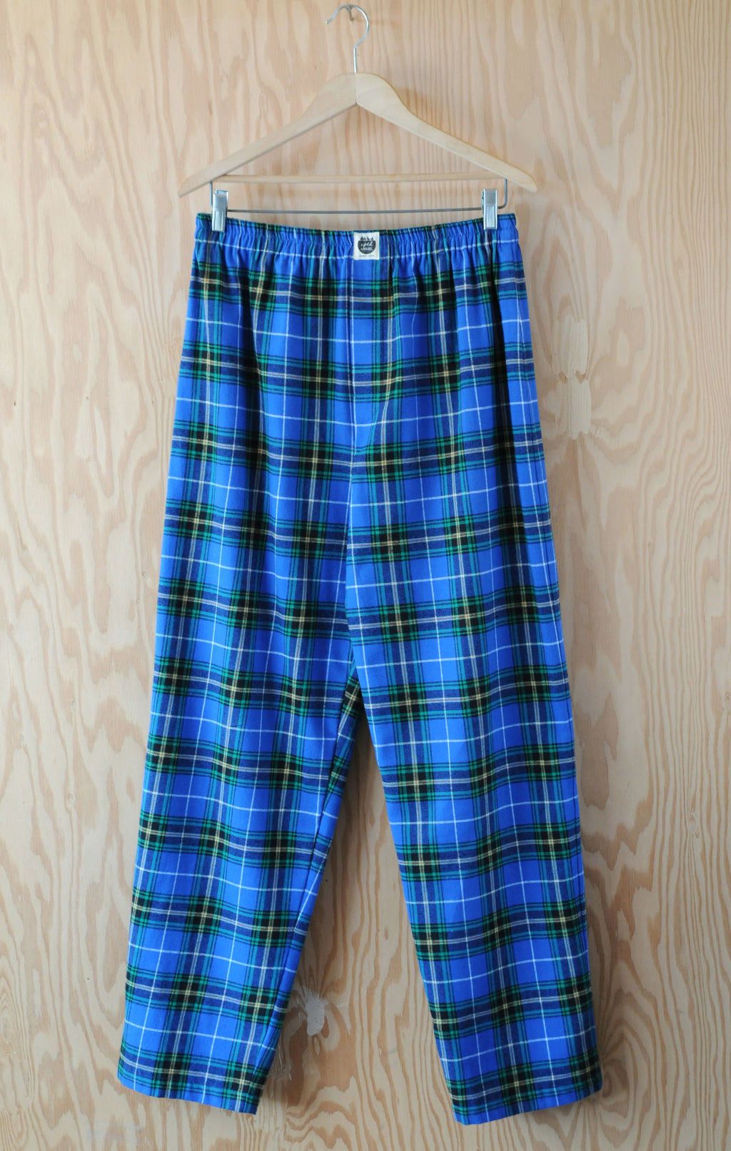 Men's Boxer Pants - Nova Scotia Tartan Flannel